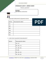 Guia Matematica 3 Basico Semana 3 Numeros y Operatoria Marzo 2013