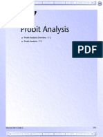 17 Probit Analysis