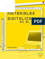 Materiales Digitalizados en El Aula