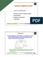Tema5-Muestreo y Reconstruccion