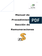 Manual Remuneraciones