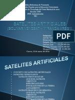 Presentacion Satelites Artificiales