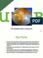 Marketing Conceptsound