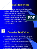 Centrales Telefonicas