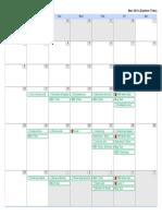 calendar 2014-02-23 2014-04-06 4