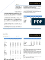 Paper Product - Q4,2014 Result Update