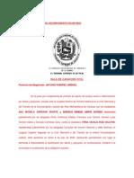 Jurisprudencia Del Incumplimiento de Las Obligaciones