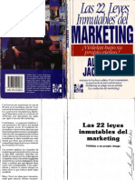 Leyes Del Marketing
