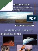 Fundamentos Tecnicos de Asfaltos en Faenas de Pavimentación