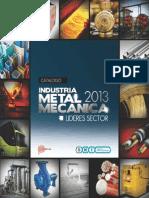 Catalogo Industria Metal Mecanica 2013