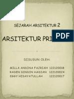 SEJARAH ARSITEKTUR 2