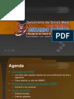 Principios Basicos de Diseño Web - Unidad 2