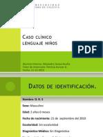 Caso clínico 2-1