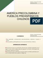 AmericaPrecolombina y PueblosPrehispanicos Chilenos