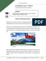 Guia de Aprendizaje Historia 3basico Semana 01 2014 (1)