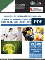 Diplomado de Especialziacion en SIG Virtual