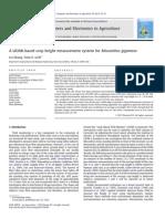 A LIDAR-Based Crop Height Measurement System for Miscanthus Giganteus