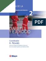 Diabetes y Ejercicio Cartilla