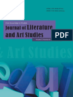 2013.6 Journal of Literature and Art Studies