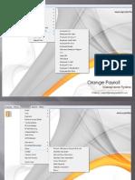 Database Creation and Screenshots