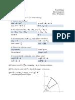 Electromagnetic 1 Examination Solution 2009