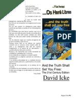 y La Verdad Os Hara Libres David Icke