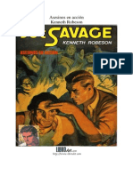 Kenneth Robeson - Doc Savage 3, Asesinos en acción