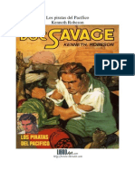 Kenneth Robeson - Doc Savage 5, Los piratas del Pacífico