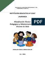Carpeta Pedagogica-2014 Para Imprimir Algunas Hojas