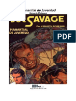 Kenneth Robeson - Doc Savage 19, Manantial de Juventud