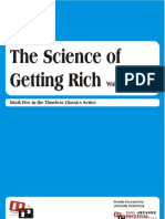 Wallace D Wattles - The Science of Getting Rich