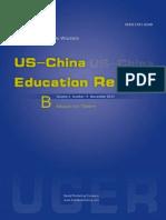 US-China Education Review 2013(11B)