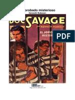 Kenneth Robeson - Doc Savage 46, El Jorobado Misterioro