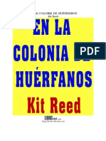 Kit Reed - En la colonia de huérfanos