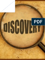 California Discovery Document Collection for Sale
