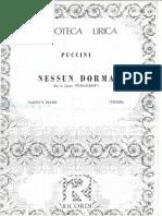 Tosca Puccini Recondita Armonia (1)