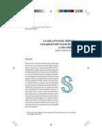 Marco Estrada Saavedra - La vida y el mundo distinción conceptual entre mundo de vida y vida cotidiana