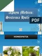 Apoyo medico sistema holistico.pps