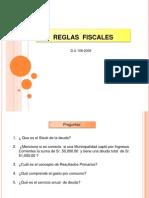 20. REGLAS  FISCALES