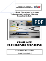 Consumer Electronics Learning Module (1)