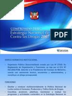 Presentacion Estrategia Nacional 2007 2011