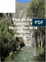 Plan Turistico Nor Yauyos