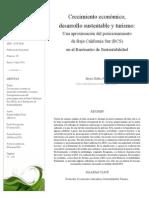 Desarrollo Economico y Sustenatble Bcs