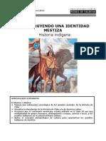 America y Chile Prehispanico
