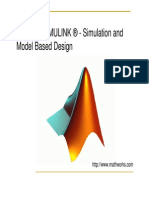 Www.tufts.edu ~Rwhite07 PRESENTATIONS REPORTS Simulink