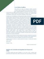 Etica e Integridade Na Pratica Cientifica CNPQ