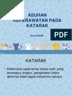 Askep Katarak (Neuro)