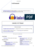 Manual de Audacity