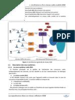 CHAP 1architecture du réseau GSM fin