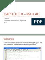 Capítulo 0 – Matlab 2